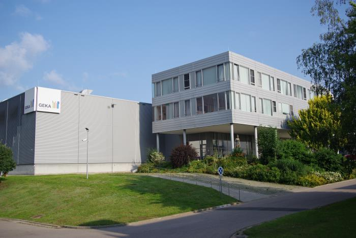GEKA GMBH celebrates opening of headquarters expansion in Bechhofen, Germany